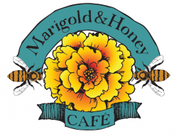 Marigold Honey Cafe Logo