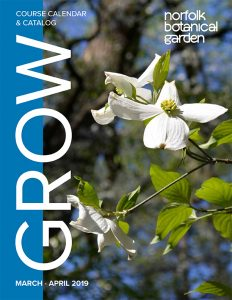 Cover of Course Catalog GROW