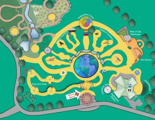 World of Wonders Children's Garden