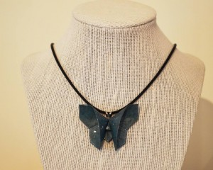 Garden Origami: Butterfly Necklaces - Sold Out