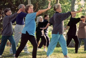 SOLD OUT Tuesday Beginning T'ai Chi (12-Week Class)