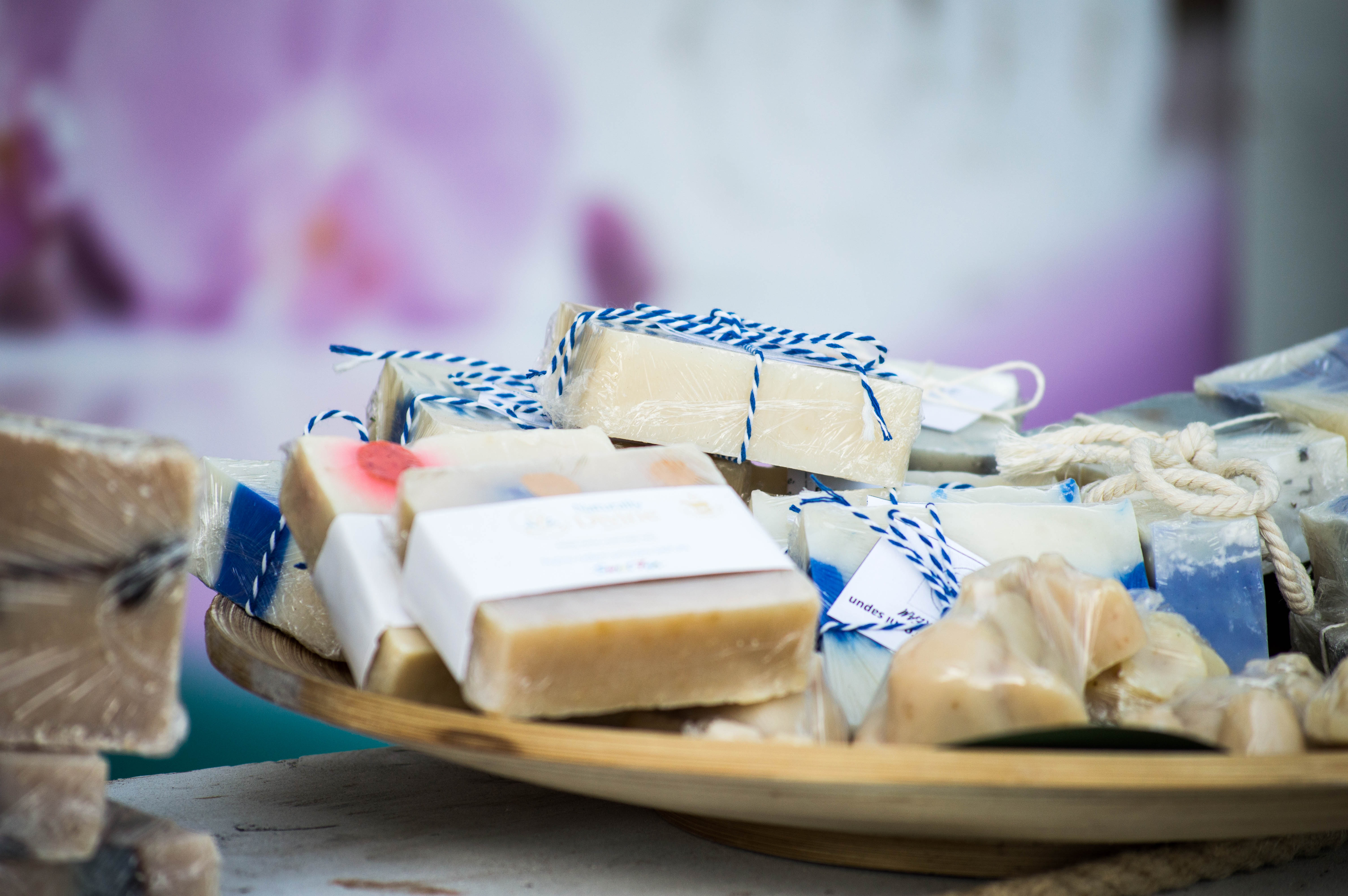 SOLD OUT: Natural Soapmaking Workshop