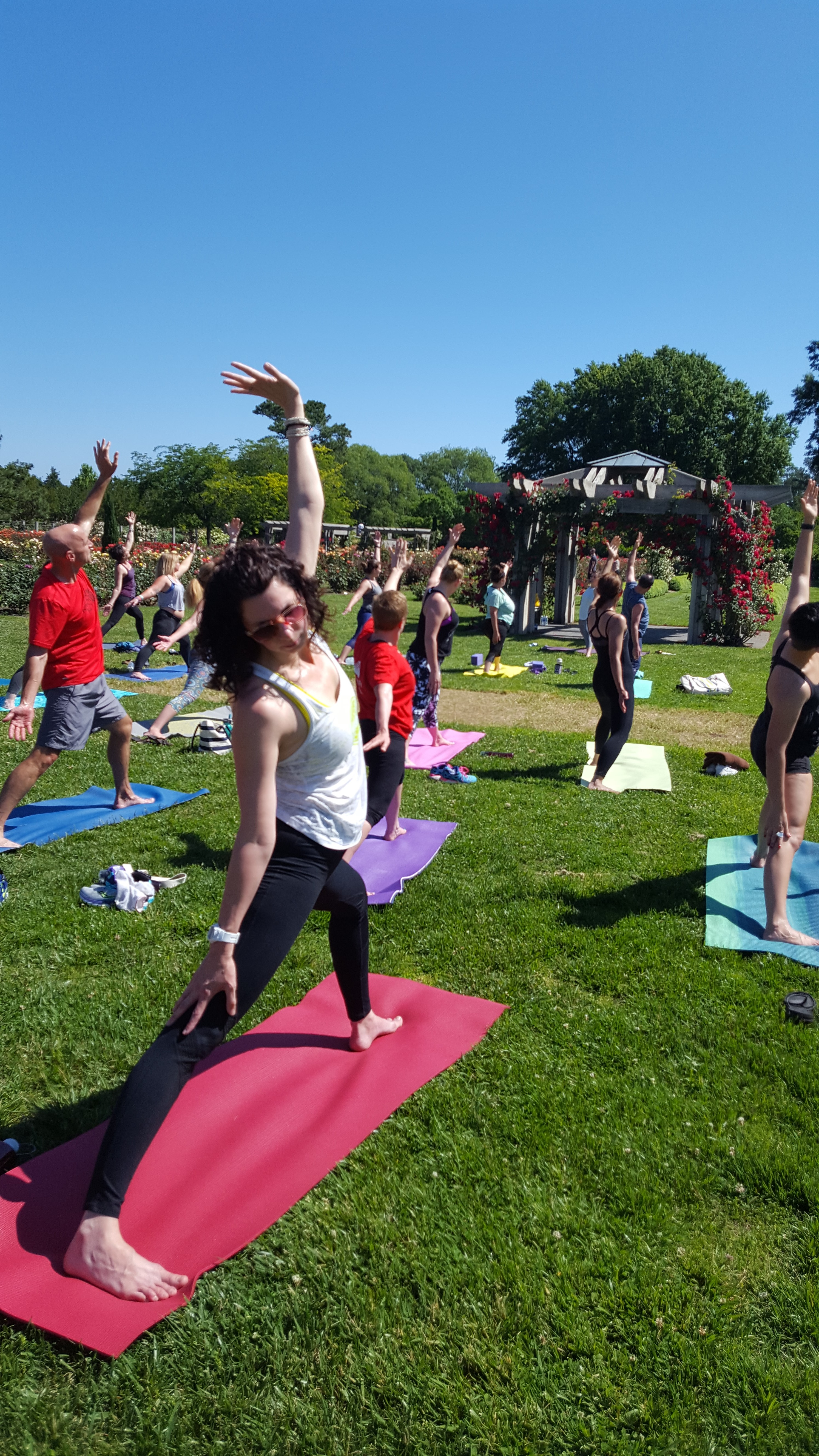 RESCHEDULED: Outdoor Yoga