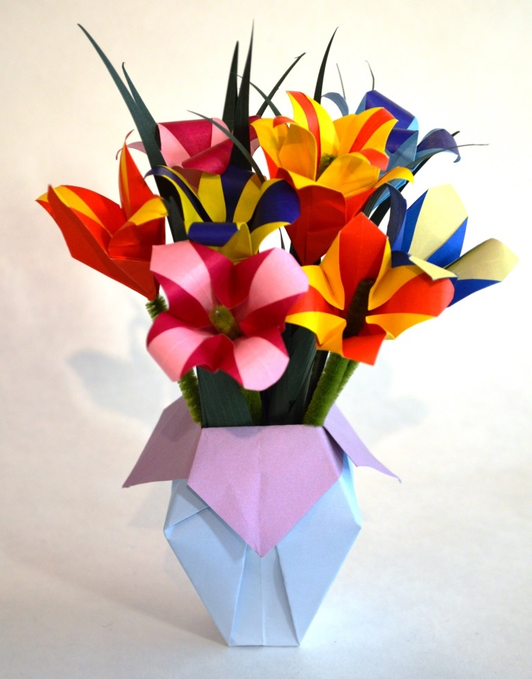 SOLD OUT Garden Origami: Flower Bouquet