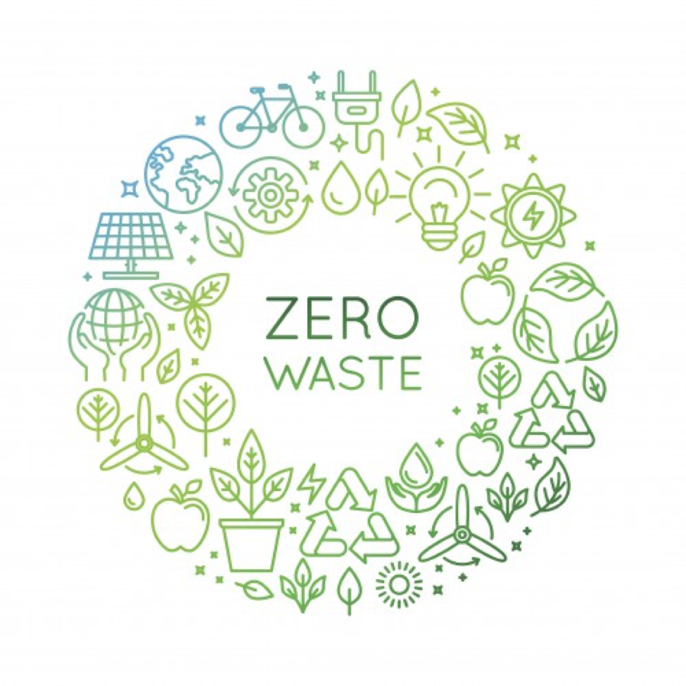 SOLD OUT Zero Waste Living