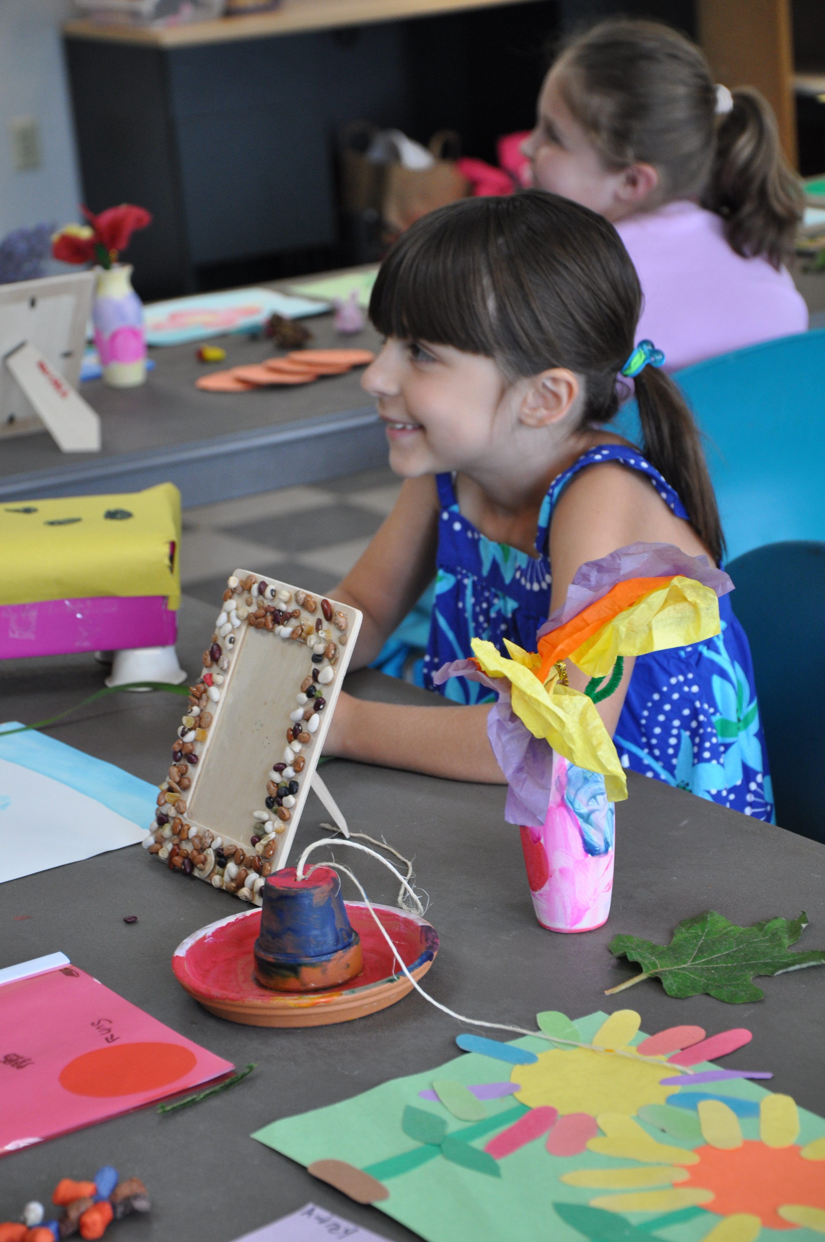 Jr. Garden Artists: Nature Mobiles - Sold Out!