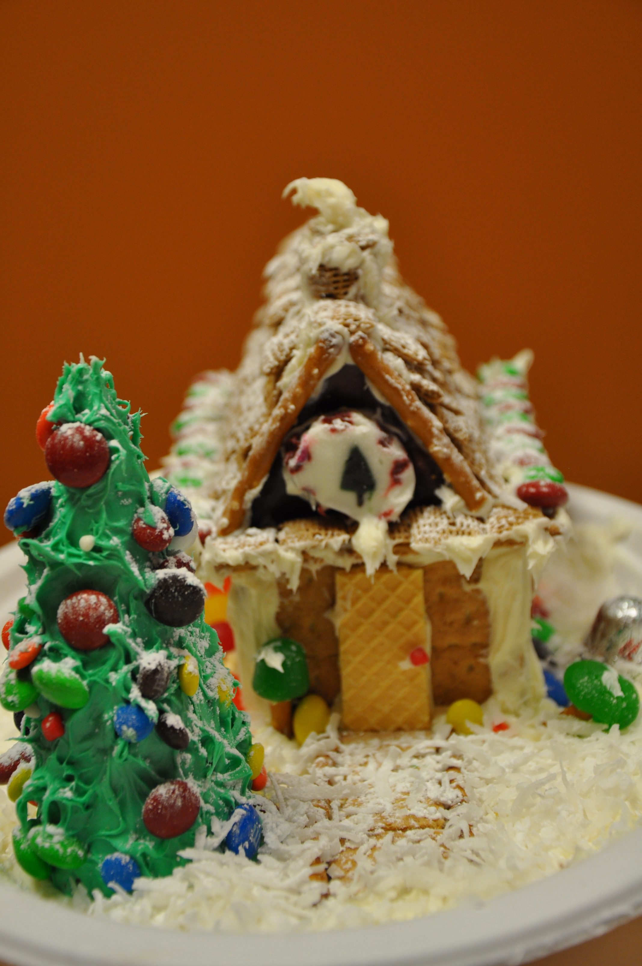 Holiday Cookie Houses