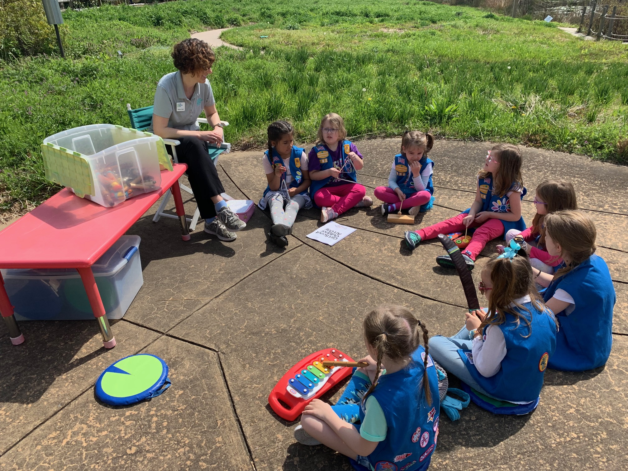 CANCELLED- Girl Scout Outdoor Art Day