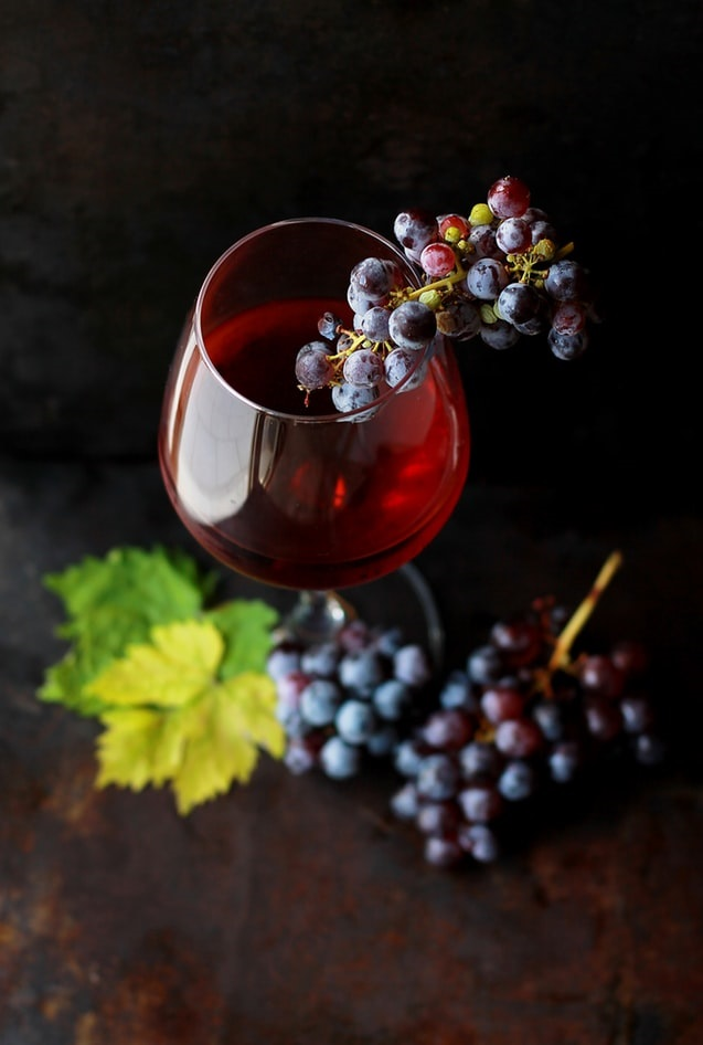 Horticulture and History of Wine