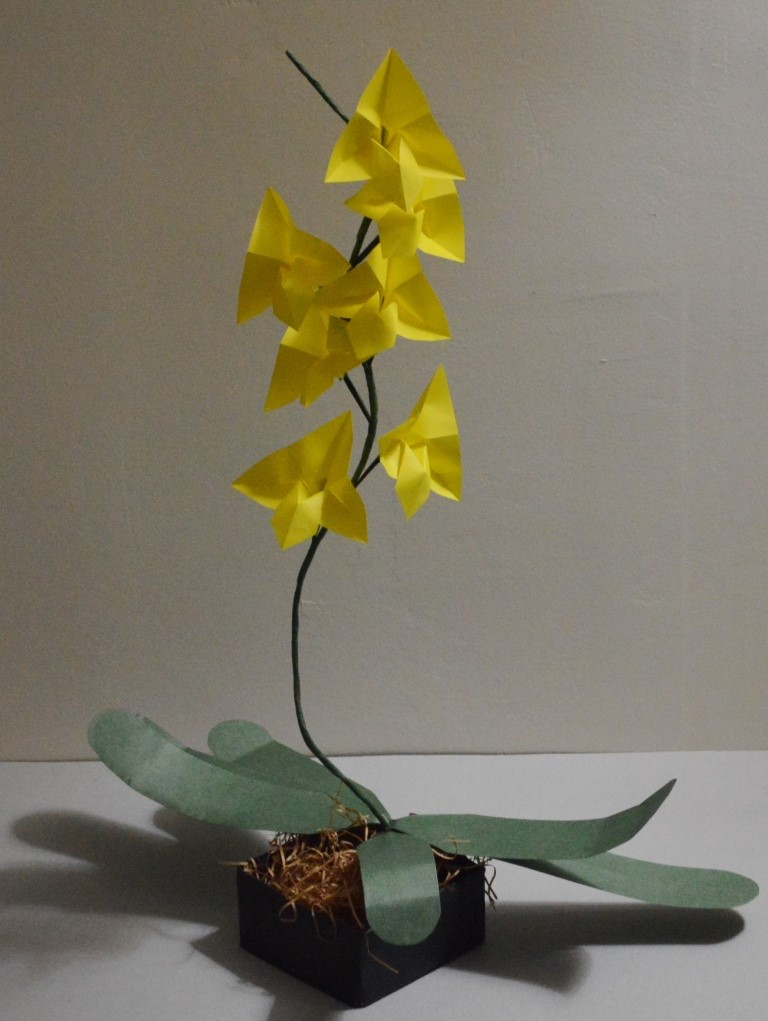 SOLD OUT Origami: Orchids