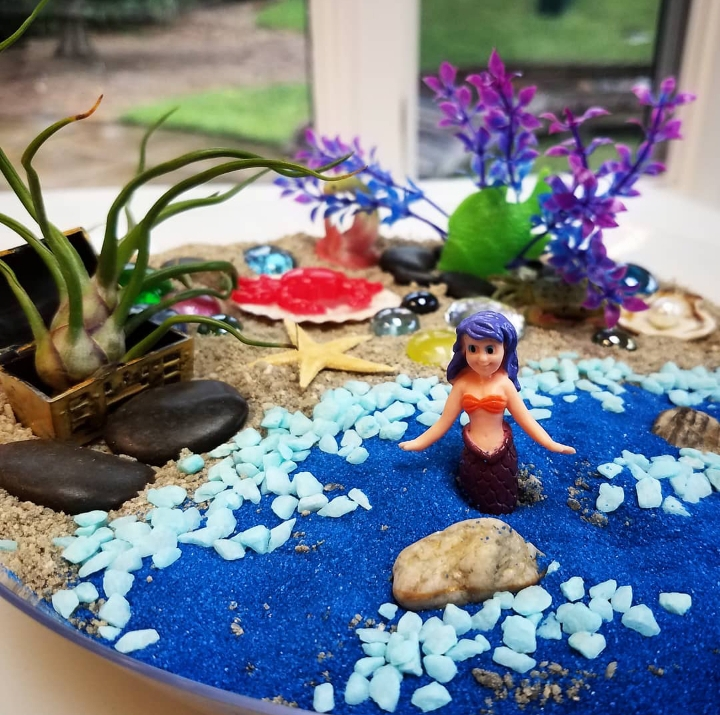 NatureKid To-Go Kit: Mermaid Gardens - Sold Out!