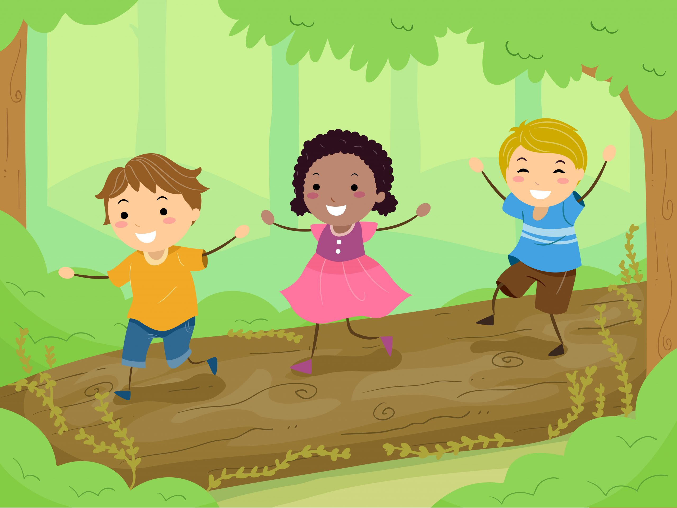 Free Family Program: Storybook Forest - CANCELLED!